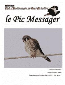 Pic messager février 2018