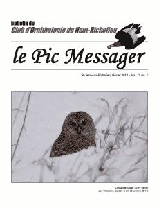 Le Pic Messager février 2013