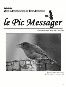 Le Pic Messager février 2011