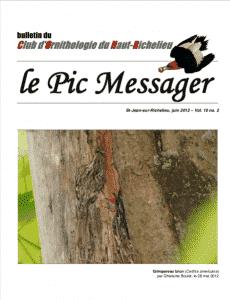 Le Pic Messager juin 2012