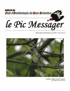 Le Pic Messager juin 2014