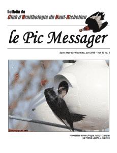 Le Pic Messager juin 2015