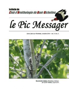 Le Pic Messager octobre 2014