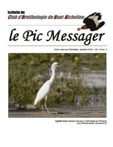 Le Pic Messager octobre 2016