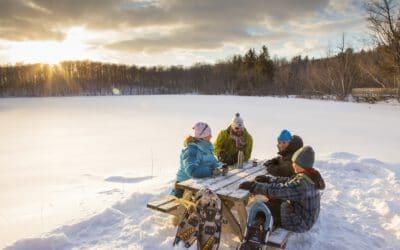 Journée d'hiver Sépaq 2020: Accès gratuit à une nature amusante et apaisante